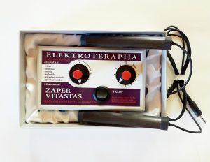 Elektroterapija Zaper Vitastas