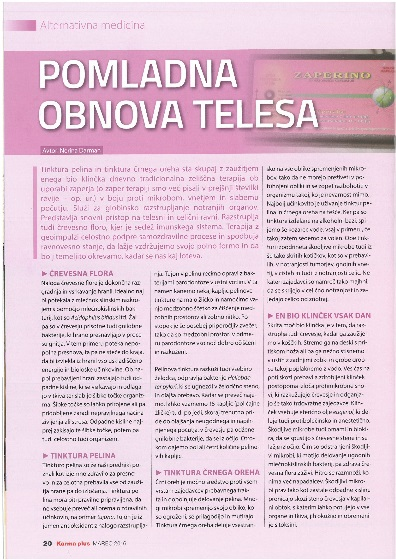 3-Karma plus mar16 objava POMLADNA OBNOVA TELESA