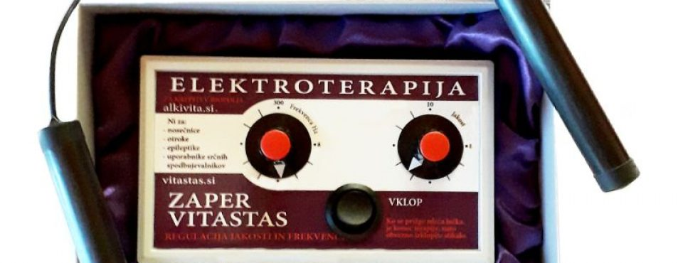 Elektroterapija Zaper Vitastas zaper-1a.si