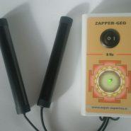 ZAPPER-GEO uničuje PARAZITE v telesu, vrača ravnovesje (homeostazo) in revitalizira