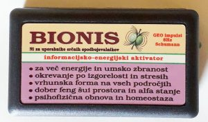 Bionis z geo impulzi ustvarja alfa valove za zdravje suhih oci