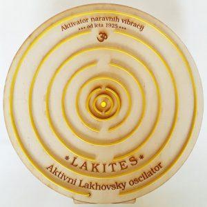 Lakites po dr. Lakhovsky - vecvalovni oscilator