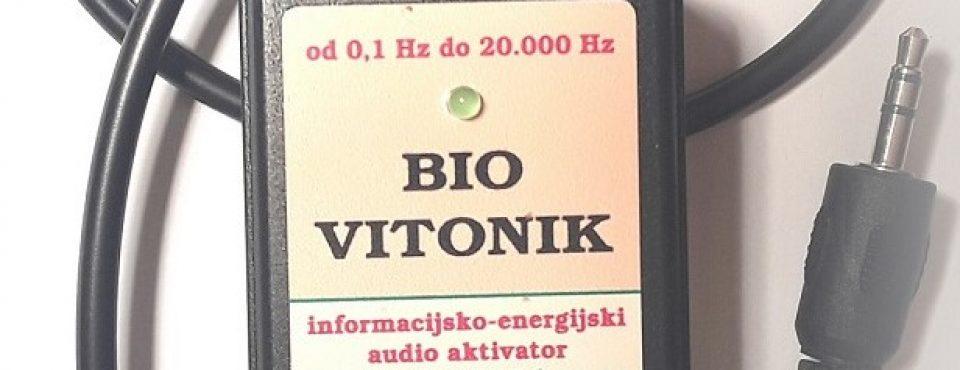 Biovitonik geo impulzi