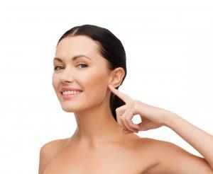za boljšo prekrvavitev si zmasirajmo ušesa