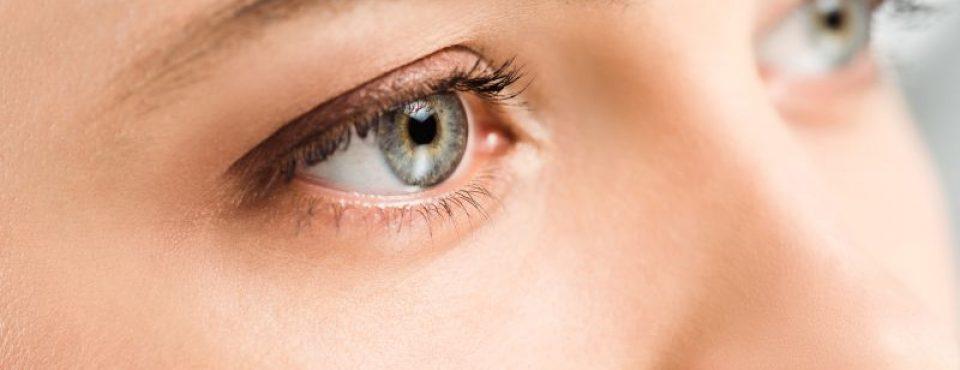 Manj suhe oči za zdravo roženico in dober vid