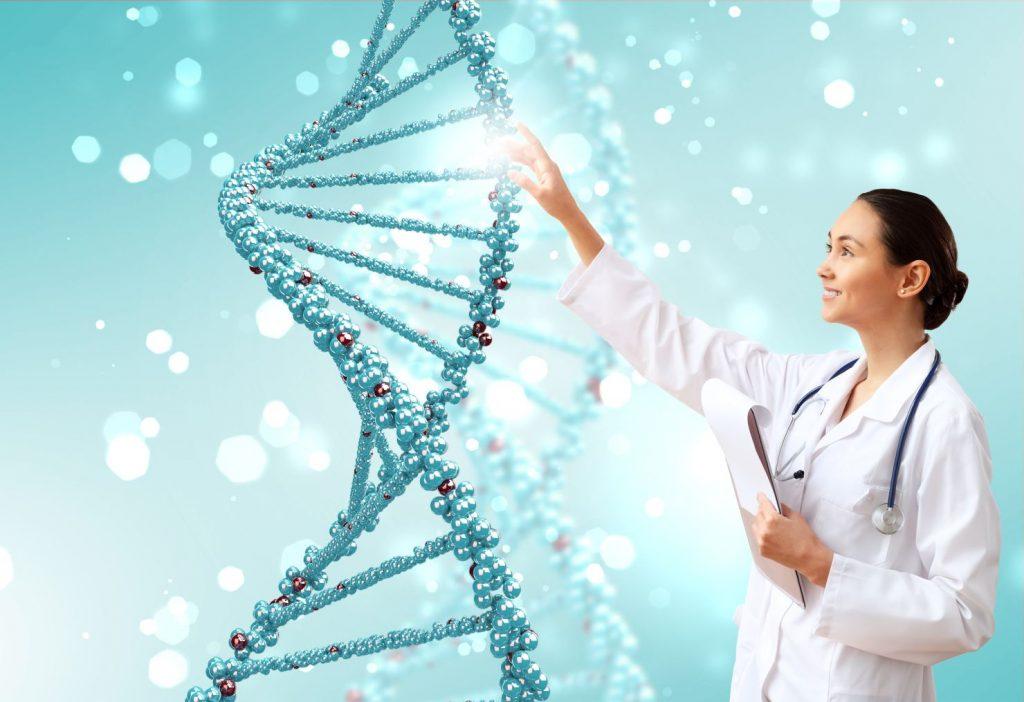 DNK selektivno izraža gene - Zapper Zaper Zaperino uniči viruse in parazite in počisti motnje