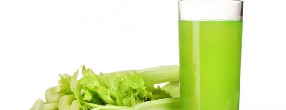 Sok – stebelna zelena uredi krvni tlak