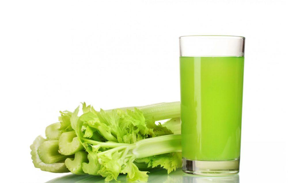 krvni pritisk ureja sok - stebelna zelena