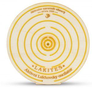 Naravne frekvence dr. Lakhovsky večvalovni oscilator za celično moč in Vibracijsko samozdravljenje