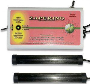 Zapper Zaper Zaperino terapija za uničevanje parazitov in breza za razstrupljanje in limfno drenažo telesa