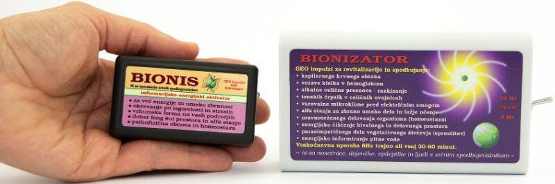 Nosna sluznica Zapper Zaper Zaperino Vibracijsko samozdravljenje Bionis in Bionizator Alkivita Tesla-Zaper-Geo