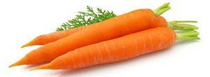 Nosna sluznica potrebuje A vitamin v korenčku in Zapper Zaper Zaperino terapijo